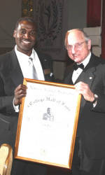 Jeff Davis Inducted into National Football Foundation Hall of Fame