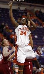 Clemson Downs Presbyterian College, 61-49, on Sunday Afternoon