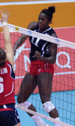Clemson's Simmons Helps Team USA Out of Pool Play