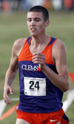 Clemson Cross Country Travels to Louisville, KY for NCAA Southeast Regionals