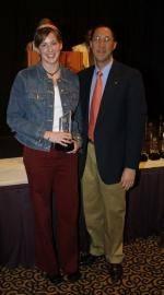 Jenna Burtch Named Second-Team Verizon Academic All-American