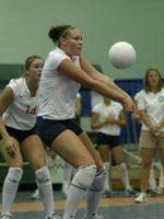 Volleyball To Play Host To Florida State And Duke This Weekend