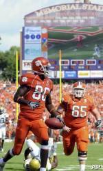 Clemson Falls to Georgia Tech