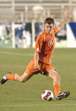 Clemson To Play Winthrop Sunday in Men's Exhibition Soccer
