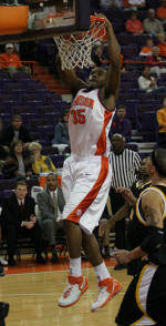 18th-Ranked Tiger Men's Basketball Team to Face Florida State Wednesday Night