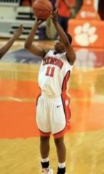 Clemson Women's Basketball Falls At Georgia Tech, 49-41