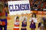 Clemson Cheer and Dance Clinic Opens Registration
