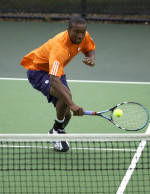Clemson's Tennis Player, Nathan Thompson Named the ACC's Player of the Year