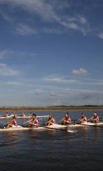 Clemson Women's Rowing Records Strong Performances at Head of the Hooch