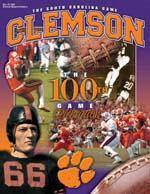 Buy a 2002 Football Game Program Today