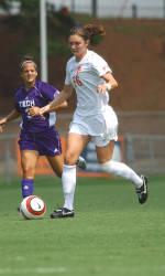 2007 Clemson Women's Soccer Schedule Announced