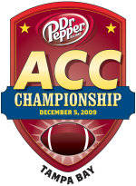 2009 Dr Pepper ACC Football Championship Game Central