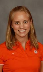 Vickery Hall Women's Student-Athlete of the Week – Corey Geer
