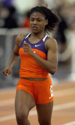 Edgerson, Maxey Highlight Tiger Track & Field Action Friday at Clemson Invitational