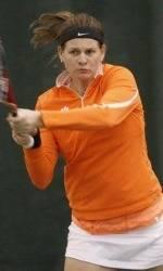 #12 Clemson Women's Tennis Team Defeats #25 South Carolina Sunday