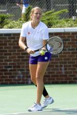 Clemson Women's Tennis Team Brings Home Three Titles At Furman Fall Classic