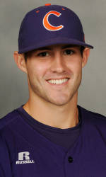 Brady Pitches #4 Clemson Past Eagles 5-1 Sunday to Take Series