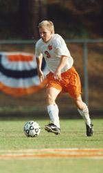 Men's Soccer to Face Virginia Sunday afternoon