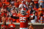 Clemson's Hamlin Named to Thorpe Award Preseason List