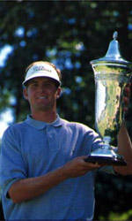 Clemson's Trahan Eliminated From Public Links Championship