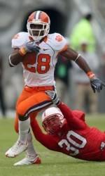 Clemson vs. Virginia Football Game Notes