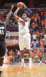 Men's Basketball to Host South Carolina State on Friday at 7:00 PM
