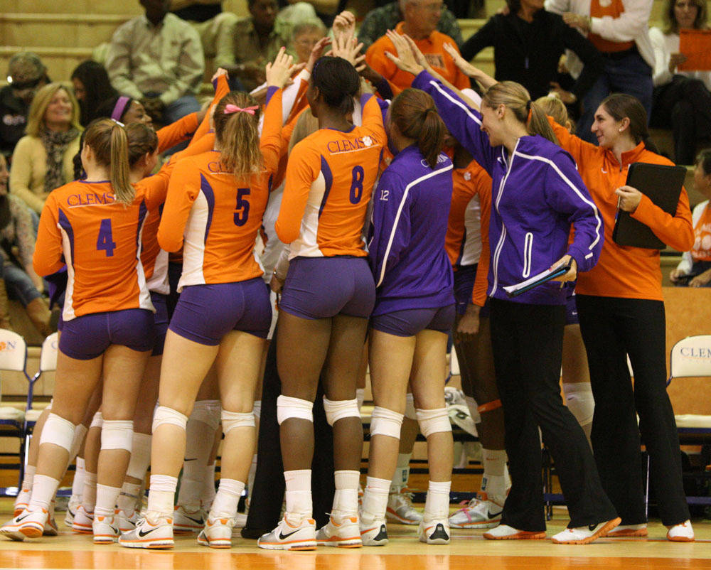 ACC Announces Fall Volleyball Broadcasts