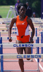 Clemson Women's Track & Field Concludes Day One at Regionals