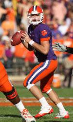Clemson Football Game Program Feature: Kyle Parker