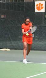2007 Clemson Women's Tennis Regional Live Scoring