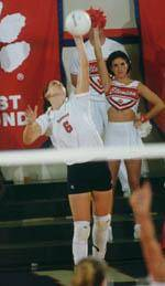 2000 Clemson Volleyball Outlook