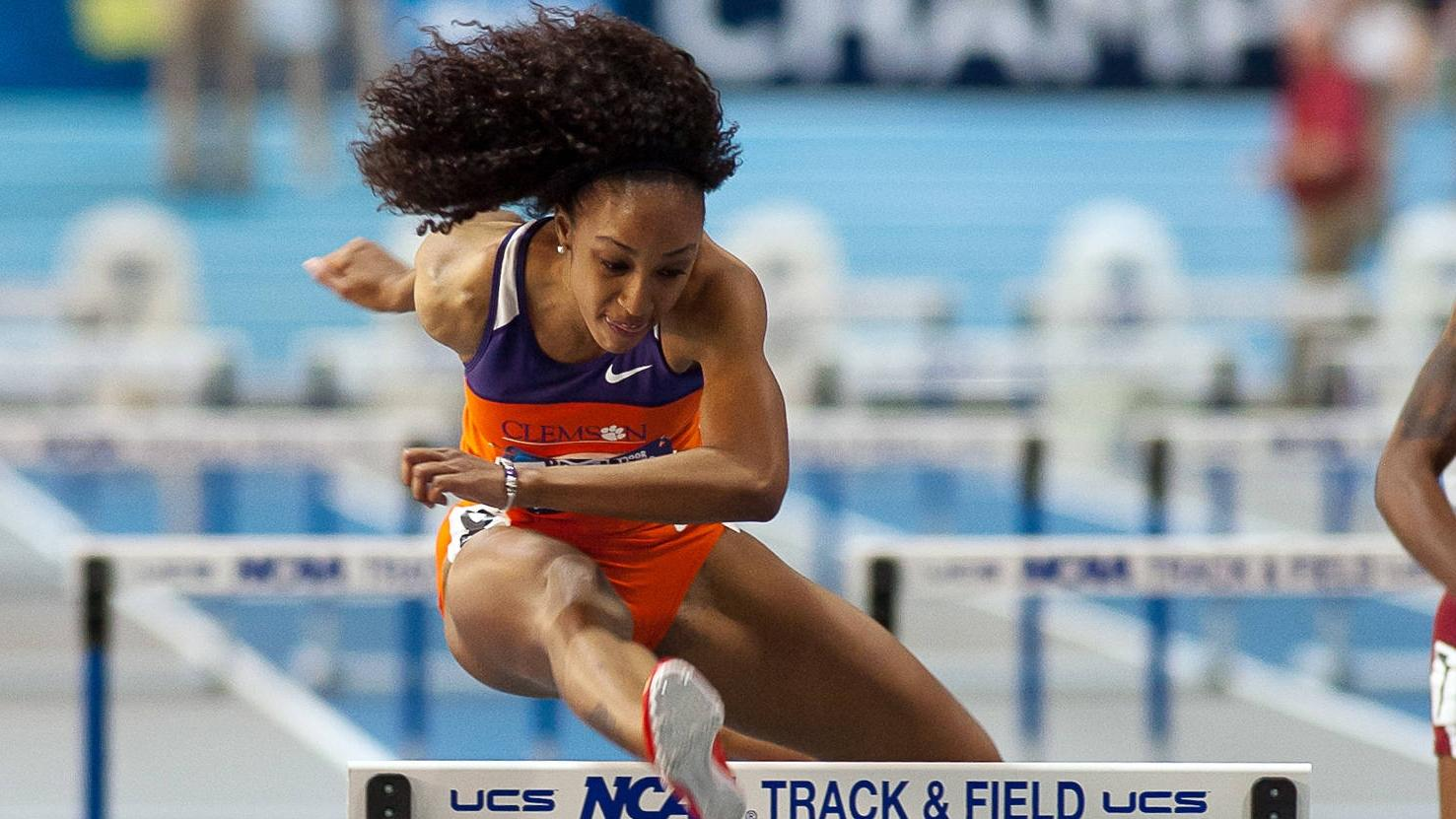 Tiger Track & Field Opens Indoor Season with Orange & Purple Winter Classic