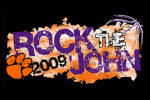 Clemson to Host Rock the `John on Oct. 16, 2009 at 8:00 PM