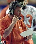 Tommy Bowden To Appear On ABC-TV At Halftime Of The National Championship Game