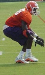 Clemson Freshman Report for Practice