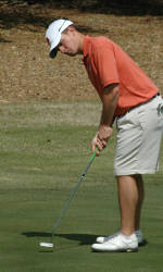 Clemson Tied for Fourth after First Round of ACC Tournament