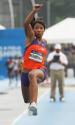 Mamona's Second Straight Crown in Triple Jump Leads Clemson Track & Field on Friday at NCAAs