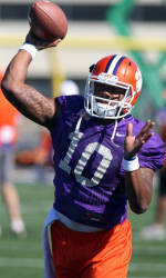 Clemson Orange Bowl Video Report – December 28