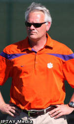 Clemson Will Play Host to Boston College on Sunday