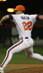 #18 Clemson No-Hits USC Upstate in 14-0 Win Wednesday