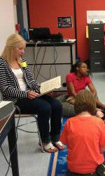 Clemson Community Relations Department Announces T.I.G.E.R! Read Program