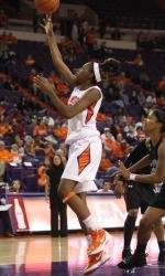Lady Tigers Complete Furious Comeback to Topple Furman Monday