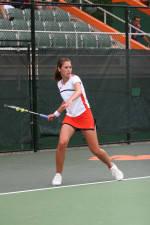 Tigers Mijacika And Van Adrichem To Begin Play At NCAA Women's Tennis Individual Championships