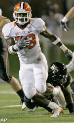 Tigers Drop Defensive Struggle, 12-7 at Wake Forest
