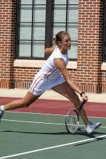 Women's Tennis Team Notches Highest Ranking in School History