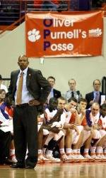 Clemson Head Coach Oliver Purnell on Duke Game