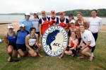 Five Tiger Rowers Named to the CRCA All-South Region Team