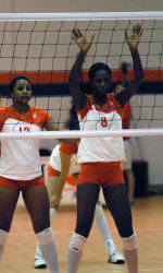 Clemson Volleyball Falls In Five To Georgia Tech