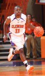 Clemson Men's Basketball Team to Play Host to North Florida Tuesday Night