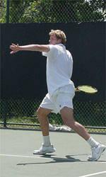 Clemson Men's Tennis Upsets Virginia, Advances To ACC Championship Match